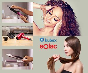 Campanie de reduceri Ingrijirea parului cu produsele Solac
