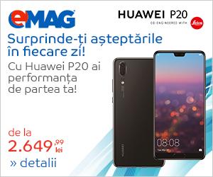 Campanie de reduceri Campanie Huawei P20