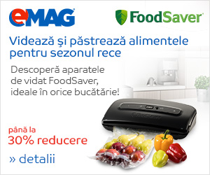 Campanie de reduceri Aparate de vidat FoodSaver