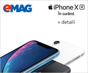 Campanie de reduceri Preinscriere iPhone XR