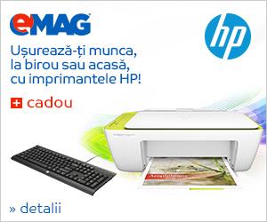 Campanie de reduceri Imprimante HP Deskjet, 17- 24.10.2018