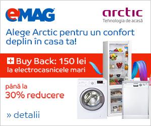Campanie de reduceri Masini de spalat Arctic