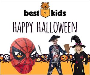Campanie de reduceri Halloween 2018