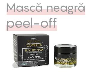 Campanie de reduceri Masca Neagra - Black Mask