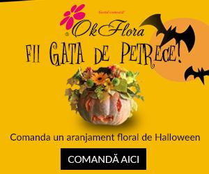 Campanie de reduceri Oferta de Halloween