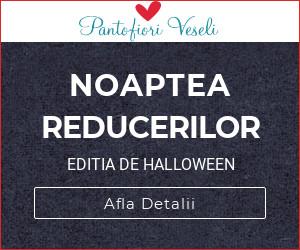 Campanie de reduceri Noaptea Reducerilor - Editia de Halloween 2018 SET2