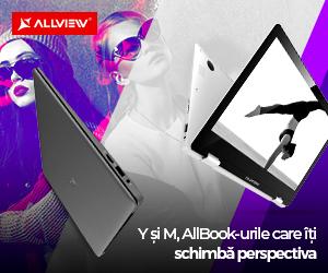 Campanie de reduceri Promo Allbook M si Y