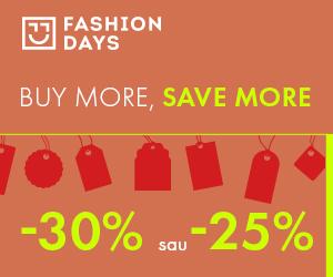 Campanie de reduceri Buy More, Save More - 25% sau 30%