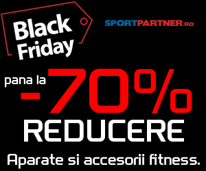 Campanie de reduceri Reduceri Black Friday Aparate si Accesorii Fitness