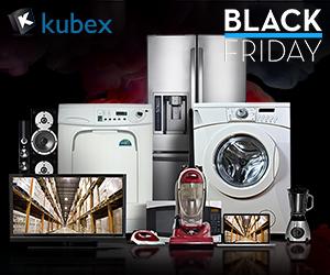 Campanie de reduceri Black Friday kubex.ro