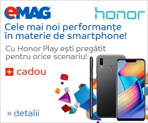 Campanie de reduceri Campanie telefon Honor Play