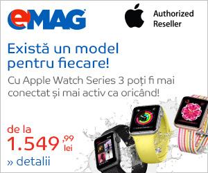Campanie de reduceri Campanie Apple Watch 3