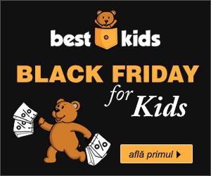 Campanie de reduceri Black Friday Teasing