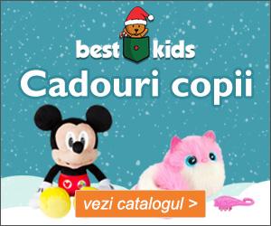 Campanie de reduceri Catalog Jucarii 2018