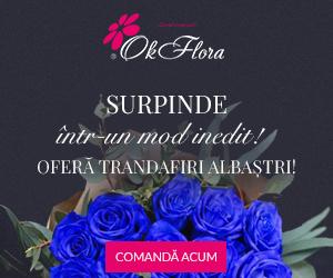 Campanie de reduceri Oferă-i Trandafiri Alabaștri!