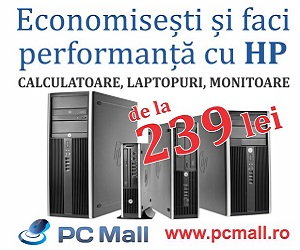 Campanie de reduceri Economie si performanta cu HP