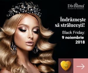 Campanie de reduceri De Black Friday, pregătește-te să strălucești cu produsele Divisima!