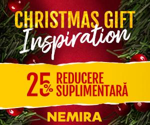 Campanie de reduceri Targul de Craciun Nemira