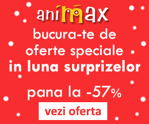 Campanie de reduceri Craciun - Luna surprizelor