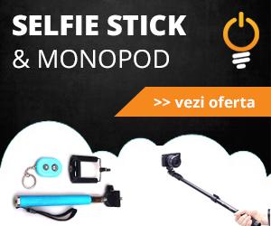 Campanie de reduceri Selfie Sticks