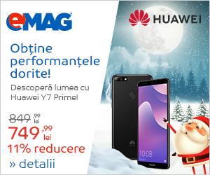 Campanie de reduceri Campanie Huawei Y7 Prime
