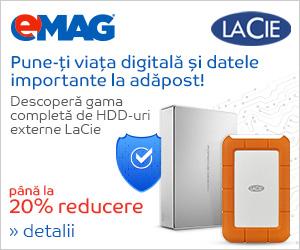 Campanie de reduceri HDD-uri externe Seagate, 12- 19.12.2018