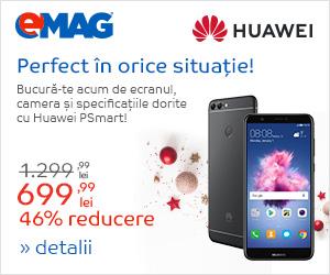 Campanie de reduceri Campanie Huawei PSmart