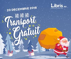 Campanie de reduceri Ho Ho Ho! Transport GRATUIT pentru TOATE comenzile cu livrare in Romania!
