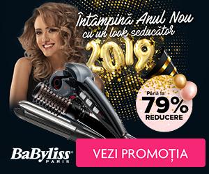 Campanie de reduceri Intampina Anul Nou cu un look seducator