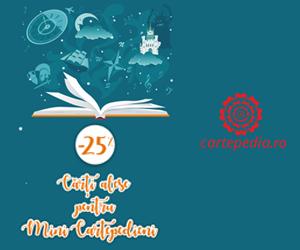 Campanie de reduceri Cărți alese pentru minicartepedieni