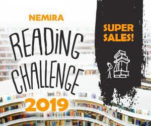 Campanie de reduceri Reading Challenge 2019