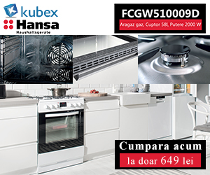 Campanie de reduceri Aragaz gaz Hansa FCGW510009D la cel mai bun pret!