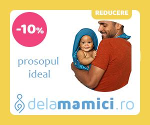 Campanie de reduceri Reducere de 1 zi pentru produsele Baby Towel