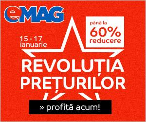 Campanie de reduceri Revolutia Preturilor ianuarie 2019- Reveal