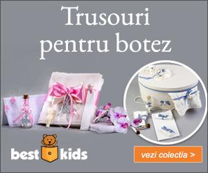 Campanie de reduceri Trusouri pentru Botez