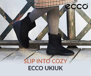 Campanie de reduceri ECCO Ukiuk