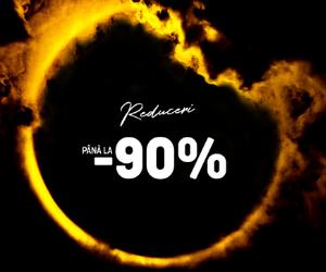 Campanie de reduceri MEGA REDUCERI -90%