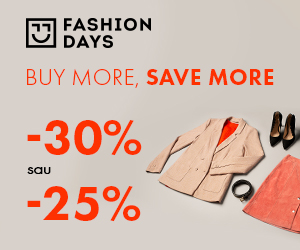 Campanie de reduceri Buy More, Save More - 30% sau 25% reducere la articolele pentru femei