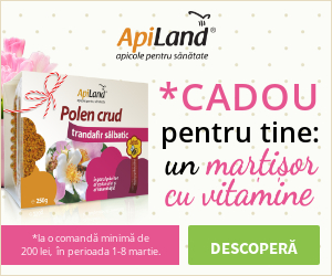 Campanie de reduceri Campanie Martisor cu vitamine  1-8 martie
