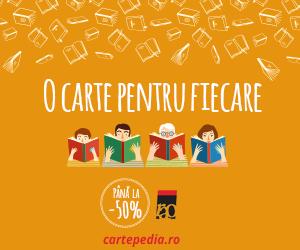 Campanie de reduceri Editura RAO - reduceri de până la 50% pe Cartepedia