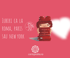 Campanie de reduceri Iubiri ca la Roma, Paris sau New York