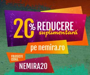 Campanie de reduceri Reduecere suplimentara de 20%