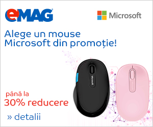 Campanie de reduceri Periferice Microsoft, 18- 28.02.2019