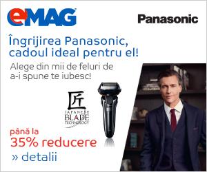 Campanie de reduceri [Ingrijire personala] Panasonic Men