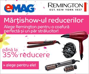 Campanie de reduceri Campanie Remington 35% hs