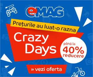 Campanie de reduceri Campanie Crazy Days