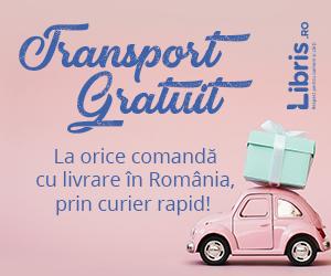Campanie de reduceri Transport GRATUIT ca sa citesti cat poftesti! La orice comanda! Doar astazi!