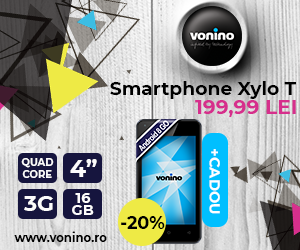 Campanie de reduceri Noul Smartphone Vonino Xylo T, cu 20% Reducere