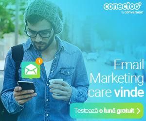 Campanie de reduceri Email marketing care vinde