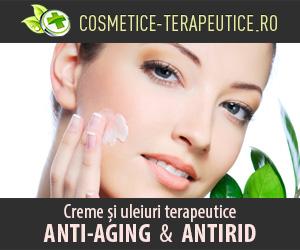 Campanie de reduceri cosmetice-terapeutice.ro